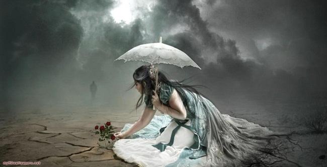 Puisi Barisan Hujan, Puisi Rindu, Puisi Cinta - CyberDakwahCOM