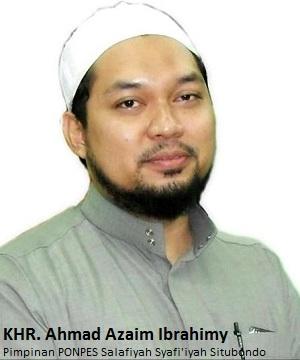 KHR. Ahmad Azaim Ibrahimy - Cyber Dakwah