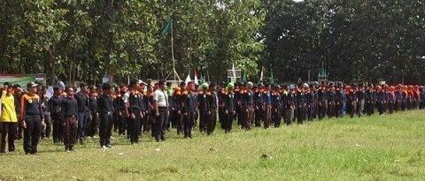 jambore PW IPNU Jatim