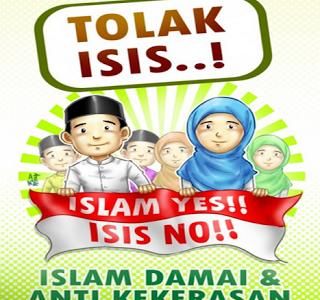 islam-indonesia-tolak-isis-1