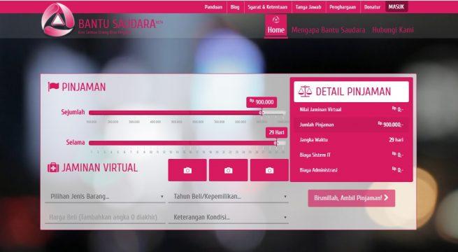bantusaudara.com, pinjaman online syari'ah, pinjaman online di Aceh