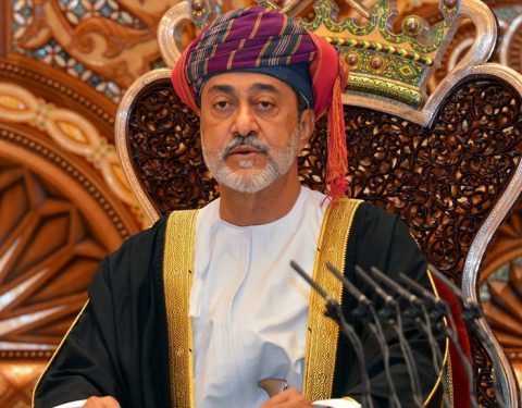 Sepupu Sultan Qaboos Dinobatkan Jadi Penguasa Baru Oman